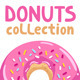 Donuts Collection - GraphicRiver Item for Sale