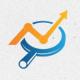 Marketshare Logo Template - GraphicRiver Item for Sale