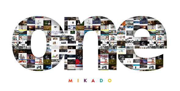 Mikado One - Multipurpose Business Theme