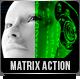 Matrix Light Cast Photoshop Action - GraphicRiver Item for Sale