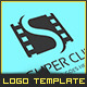 Super Clip - Logo Template - GraphicRiver Item for Sale