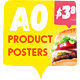 Multipurpose Product Flyers Posters A0 - GraphicRiver Item for Sale