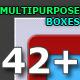 Multipurpose Boxes - GraphicRiver Item for Sale