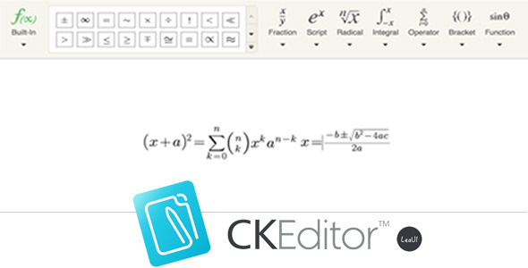 Ckeditor Plugins, Code & Scripts from CodeCanyon