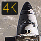 Shuttle Flying Over The Earth - VideoHive Item for Sale