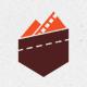 Pocket Film Logo Template - GraphicRiver Item for Sale