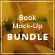 Book Mock-Up Bundle - GraphicRiver Item for Sale