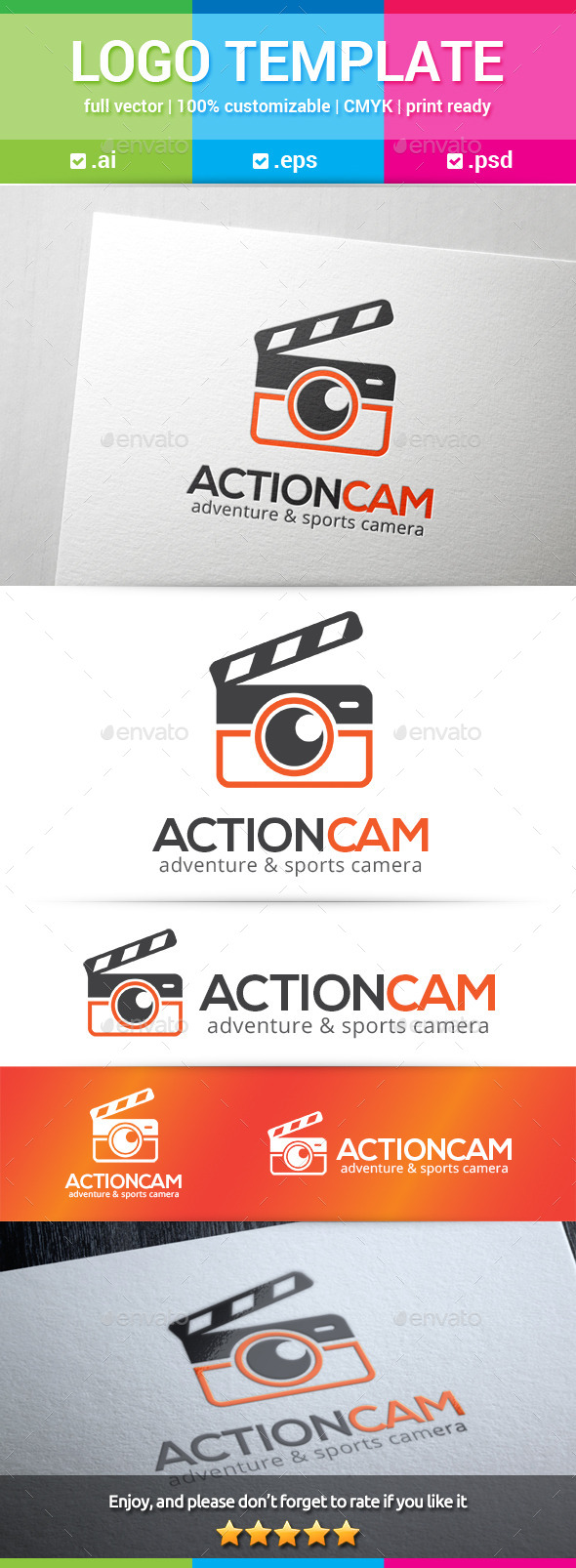 Action Cam Logo