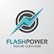 Flash Power Logo - GraphicRiver Item for Sale