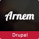 Arnem - Creative One Page Parallax Theme