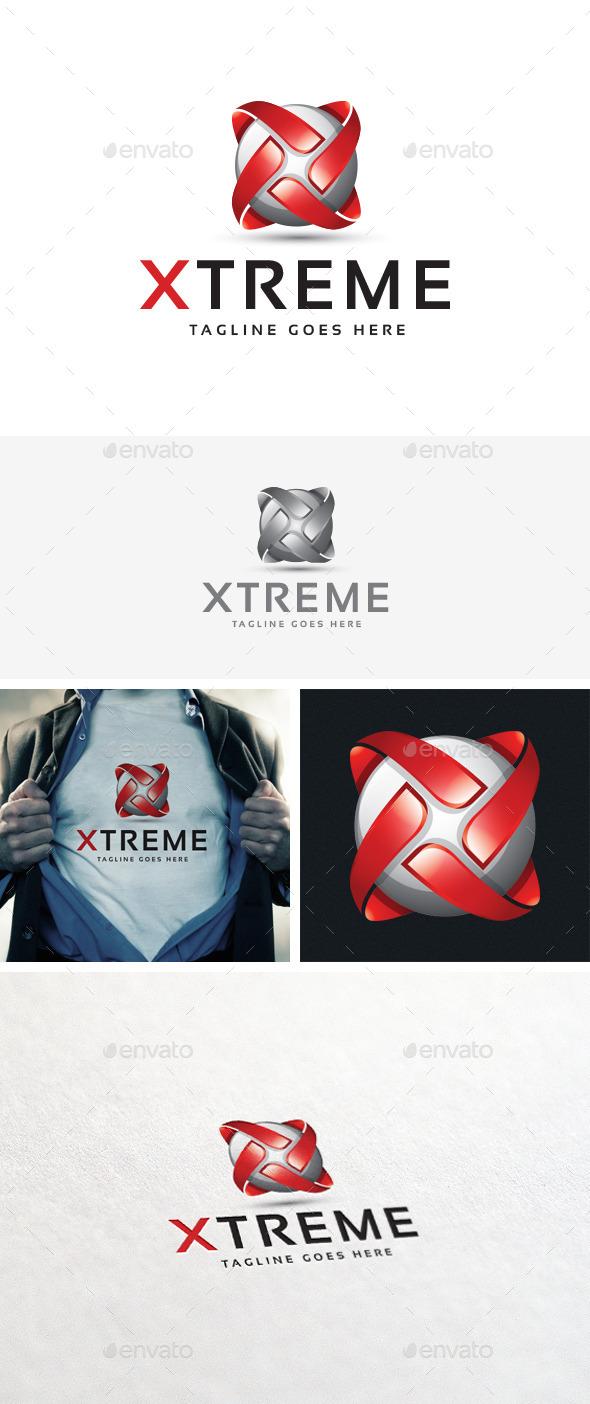 Xtreme Logo Template