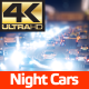 Night Cars Time Lapse - VideoHive Item for Sale