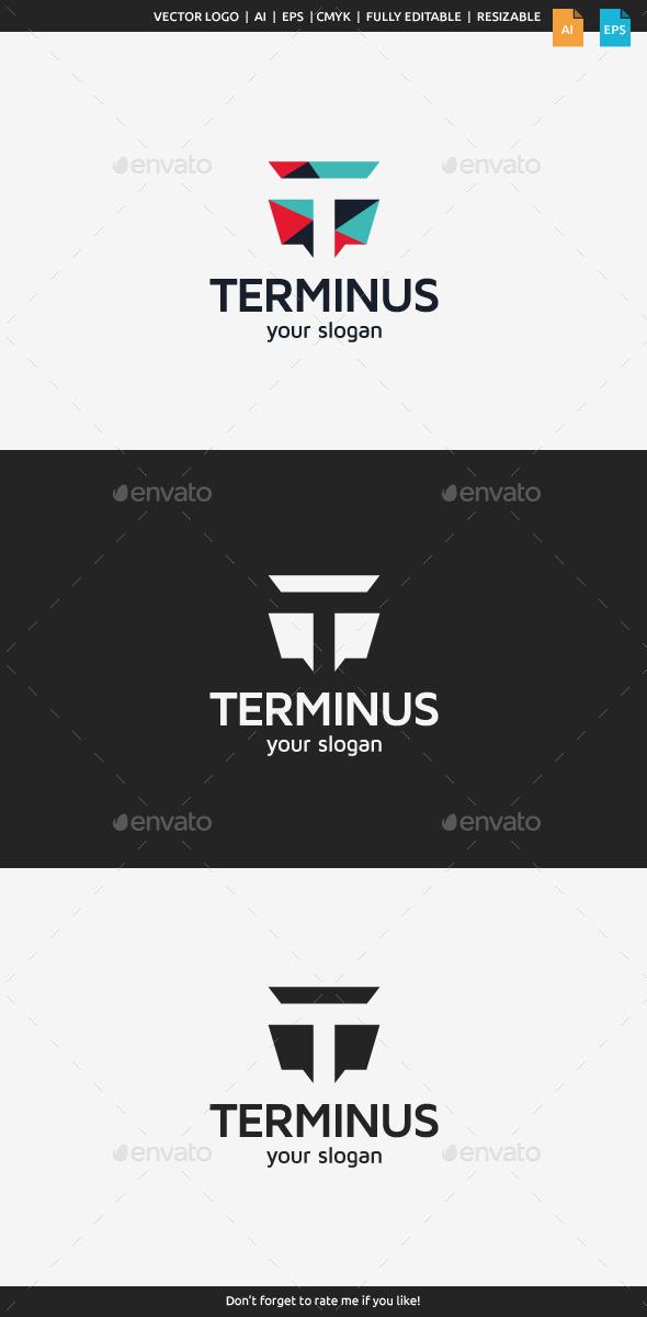 Terminus - Letter T