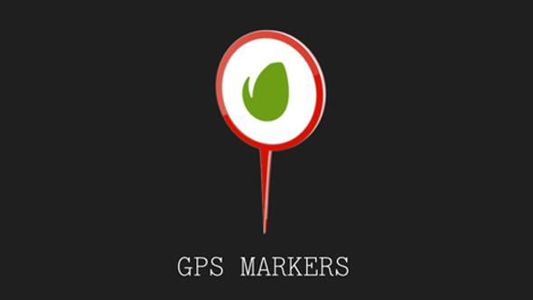 Map GPS Pins