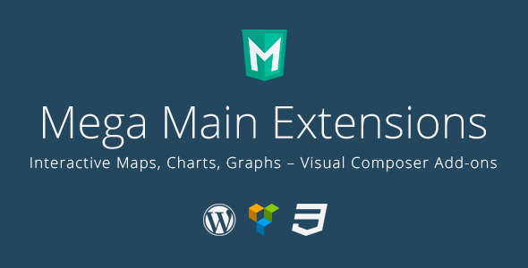 Interactive Maps, Charts, Graphs - VC Addons