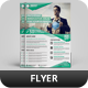 Corporate Flyer Template Vol 48 - GraphicRiver Item for Sale