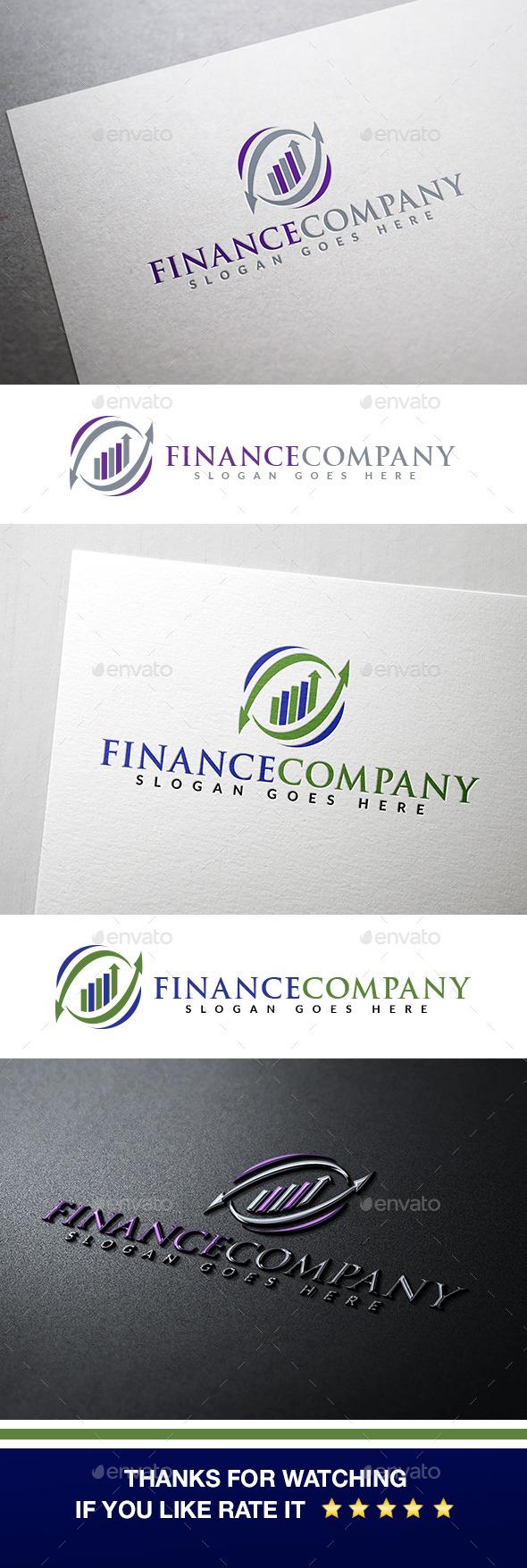 Finance & Marketing Logo