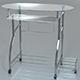 PC Desk Glass - 3DOcean Item for Sale
