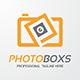 Photo Boxs Logo - GraphicRiver Item for Sale