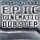 Epic Cinematic Dubstep Trailer - AudioJungle Item for Sale