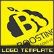 Rocket Boosting - Logo Template - GraphicRiver Item for Sale