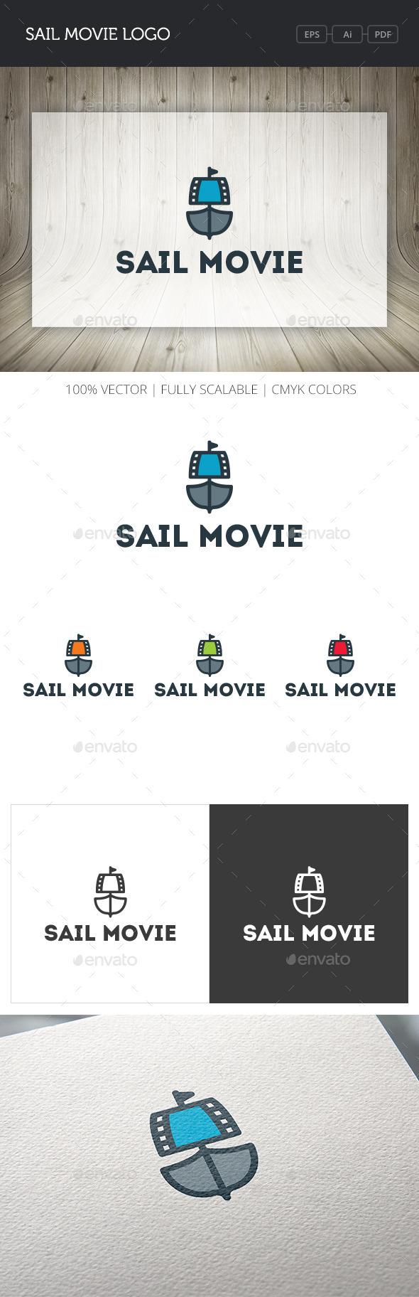 Sail Movie Logo