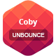 Coby - Unbounce Template