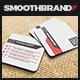 Square Business Card V.2 - GraphicRiver Item for Sale