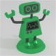 G Mecha Robot Figure