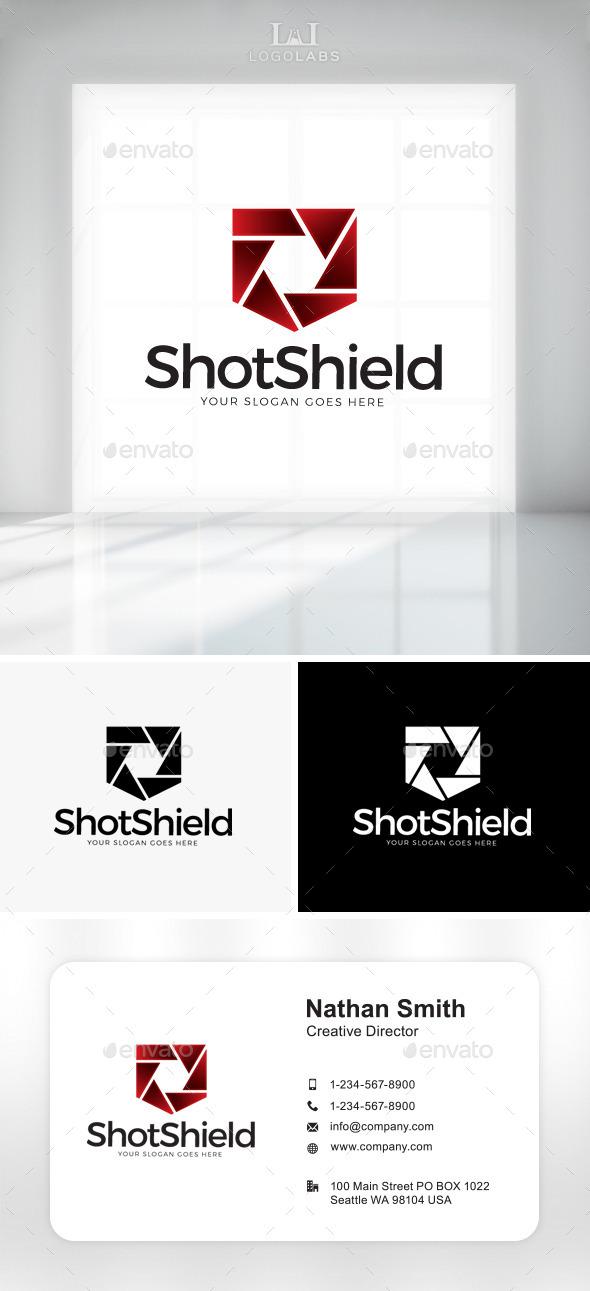 Shots Shield Logo
