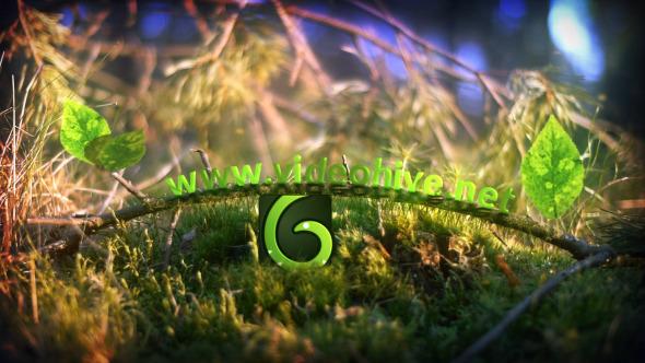 Spring Leaves Logo
