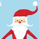 Santa Christmas Card - GraphicRiver Item for Sale