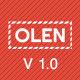OLEN - Multipurpose Corporate PSD Template - ThemeForest Item for Sale