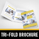 Modern Image Trifold Brochure - GraphicRiver Item for Sale