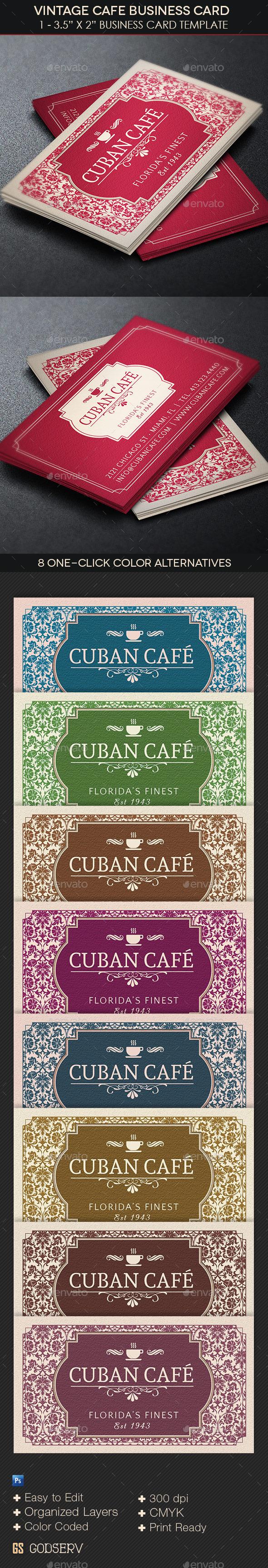 Resort Business Card Templates