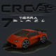 CRCPV2-07 – Cartoon Race Car Pack V2 07 - 3DOcean Item for Sale