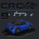 CRCPV2-09 – Cartoon Race Car Pack V2 09 - 3DOcean Item for Sale