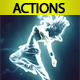 Fearless Lightning Photoshop Actions - GraphicRiver Item for Sale