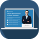 Cube Consulting Landing Page Template - Unbounce  - ThemeForest Item for Sale