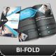 Creative Corporate Bi-Fold Brochure Vol 32 - GraphicRiver Item for Sale