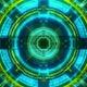 Cyberpunk Hud Geometric Background Vj Loops V3 - VideoHive Item for Sale