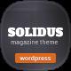Solidus - Clean Magazine Theme - ThemeForest Item for Sale