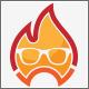 Cool Fire Logo Design - GraphicRiver Item for Sale