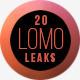 20 Lomo Leaks - VideoHive Item for Sale