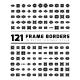 Border Frame Set - GraphicRiver Item for Sale