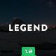 Legend - Video Email (optional) + Themebuilder - ThemeForest Item for Sale