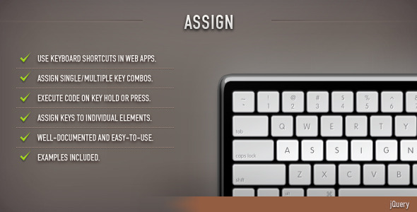 Assign (jQuery) Download