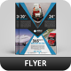 Corporate Flyer Template Vol 51 - GraphicRiver Item for Sale