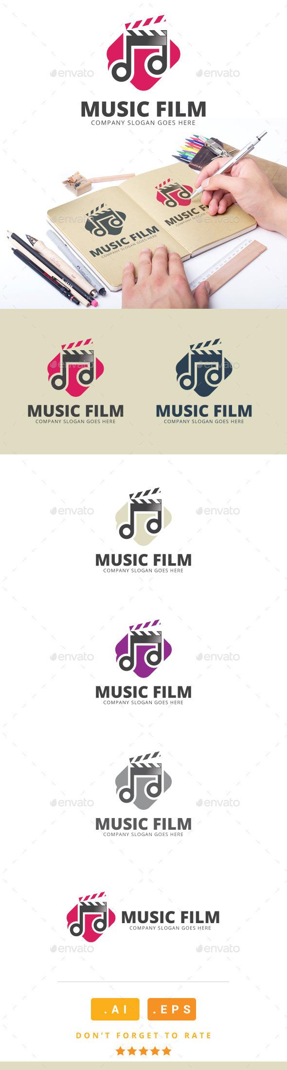 Music Film Logo