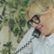 Secretary Talking On Phone - VideoHive Item for Sale